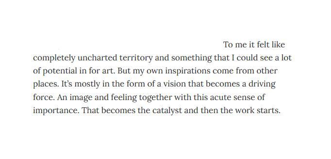 Denis Semionov interview, 2018